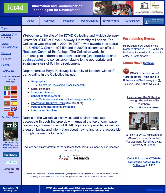 old-ict4d-site