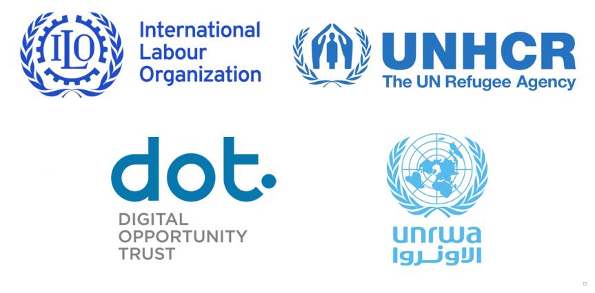 New four logos