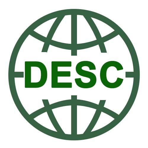 preliminary DESC logo